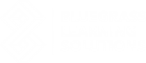 Bluegrass Learning Solutions Logo White